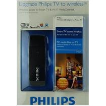 Adaptador Usb Sem Fio Pta01 Para Tvs Philips E Computadores