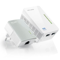 Kit Powerline 4220 Wifi + 411 Av500 Tplink 300mbps