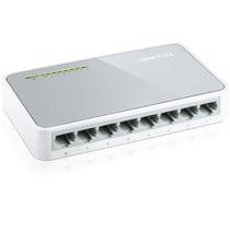 Hub Switch De Mesa De 8 Portas De 10/100mbps Tp-link