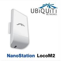 Nanostation Loco M2 Mimo Ubiquiti Nano Locom2 Airmax 2,4 Ghz