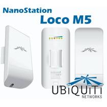 Ubiquiti Nanostation Airmax Nano Loco M5 5.8ghz Mimo 13dbi