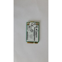 Placa Rede Wireless Notebook Itautec N8610 W7635 Wm3945abg
