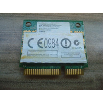 Placa De Rede Wifi Netbook Samsung N150 Plus