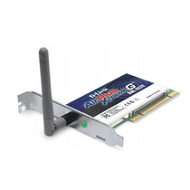 Placa De Rede Wireless Pci D-link Air Plus Xtreme G Dwl G520