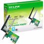 Placa De Rede Tp-link Wireless 150mbps Pci Express Tl-wn781n