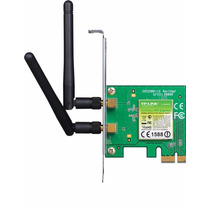 Adaptador Pci-e Express Wireless Tp-link Tl-wn881nd 300mbps