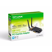 Adaptador Pci Express Dual Band Ac1300 Archer T6e Tp-link