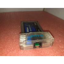 Placa Pcmcia D-link Dfe-650txd Fast Ethernet 100base-t
