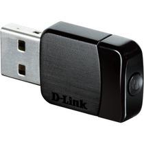 Adaptador Wireless Usb Dwa-171 Preto D-link