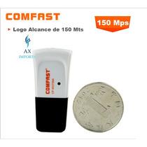 Adaptador Wifi Chipset //ralink 5370// Lote Com 5 Peças