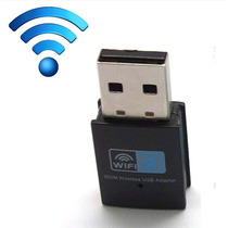 Adaptador De Rede Wifi Wireless Lan 300mbps 2.4g 802.11n/g