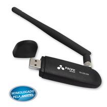 Adaptador Wireless Usb Wifi 150mbps Bgn - Pacific Network