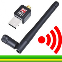 Adaptador Wireless Usb Wifi 150mbps Lan B/g/n