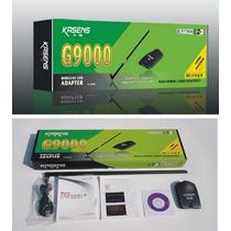 Adaptador Wireless Usb 6000mw G9000 8187l Kasens Ap/ Cliente
