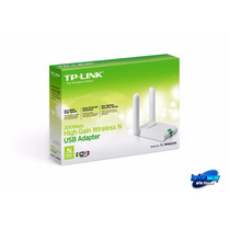 Adaptador Usb Tp Link Wn 822 Wireless N 300mbps Wifi 2 Anten