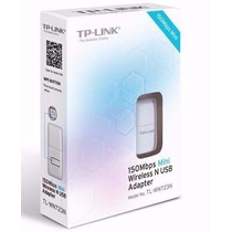 Mini Adaptador Wireless Usb Tp-link Mini Wn-723n 150mbps