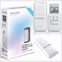 Adaptador Wireless Usb Tp-link Tl-wn723n 150mbps Mini