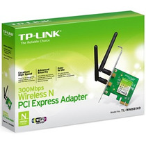 Adaptador Wireless 300mbps Tl-wn881nd Tp-link