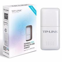 Adaptador Wireless Usb Nano Tp-link 150mbps - Tl-wn723n - N