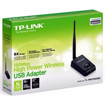 Adaptador Wireless Usb Tp-link Tl-wn7200nd 150mbps 1000mw