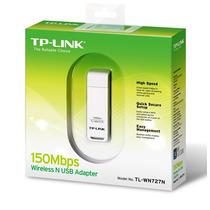 W. Tp-link Usb Line-n Tl-wn727n 150mbps Ralink