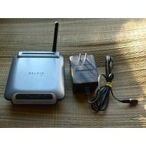 Wireless G Roteador Belkin F5d7230-4 - 2.4ghz - 802.11g