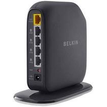 Roteador Wireless 300mpbs - Belkin - N300 Surf Preto
