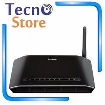 Modem E Roteador D-link Dsl-2730e Wireless N 150 3dbi Adsl2+