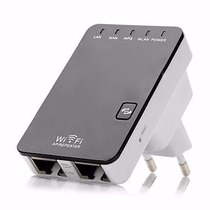 Repetidor Wireless Amplificador Sinal Wifi Expansor 300mbps