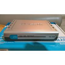 Modem Roteador Adsl2/2 D-link Dls 500b