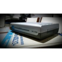 Roteador Modem Adsl2/2+ D-link Dsl-500b