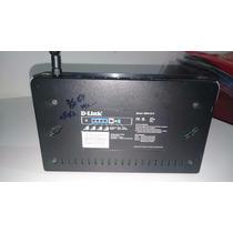 Roteador D-link Wbr-2310 Wireless