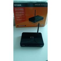 Roteador Wireless 150 Dir 600 D-link - Melhor Preço