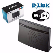 Roteador D-link Wireless 150mbps (dir-610n Br)