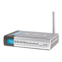 Roteador Wireless D Link Di-524 150mbps 2.4ghz Mania Virtual