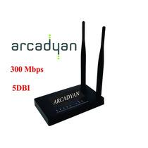 Modem Roteador Adsl2 Wifi 300mbps 2 Antenas Dlink Dsl-2740e