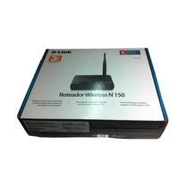 Roteador Wireless Dlink N150 Dir 610 (vendo E Instalo )