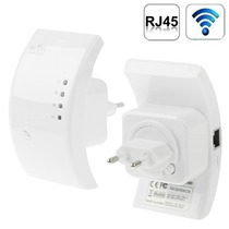 Repetidor Extensor Wps Wireless Amplificador Sinal Wifi 300m