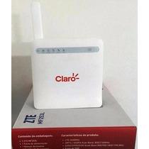 Modem Wi-fi 4g Zte Mf253l Só Operadora Claro Frete Grátis