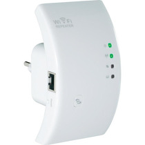 Roteador Expansor Sem Fio P/ Internet Wireless 300mbps C/wps