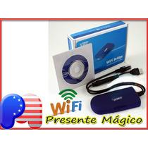 Original - Wifi Bridge Wireless Pontos Acesso Vonets Rj 45