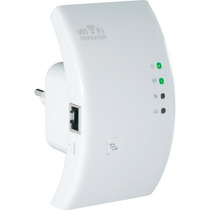Repetidor Expansor De Sinal Wifi Wireless 300mbps Roteador