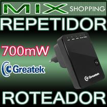 Roteador Ap Wireless Greatek Wr-2500n 150 Mbps ** Wi-fi **