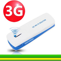Mini Roteador Portátil Wifi Wireless Modem 3g Gsm Carregador