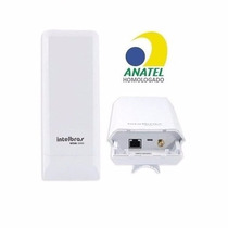 Antena Cpe Intelbras Wireless Wom 5000 5ghz Nanostation Led