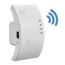Repetidor/expansor Wifi Wireless 300mbps C/botão Wps Rede