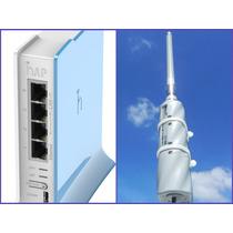 Kit Provedor Wireless Profissional Mikrotik - 2 Ou 5 Ghz 941