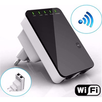 Repetidor Expansor Roteador De Sinal 300mbps Wifi Ws-wn523n2