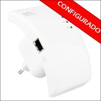 Repetidor Configurado Wifi Comfast Cf-wr500n