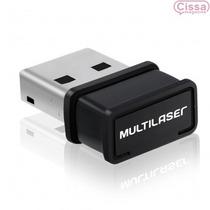 Imperdível Adaptador Usb Multilaser 150mbps Re035 Wireless